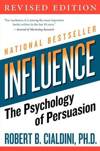 Libro influencia la psicologia de la persuacion