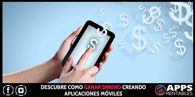 Como se gana dinero creando apps moviles