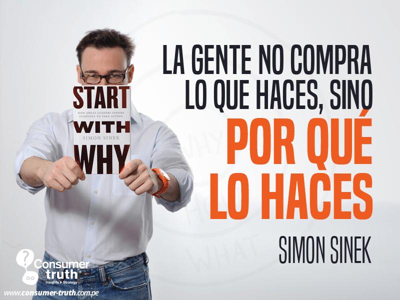 Frases de Simon Sinek