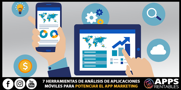 Herramientas de análisis para Apps móviles