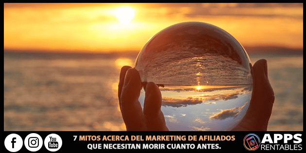 Mitos sobre el marketing de afiliación