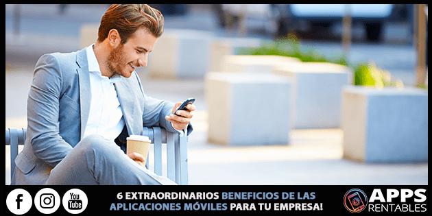 beneficios de las apps móviles para las empresas