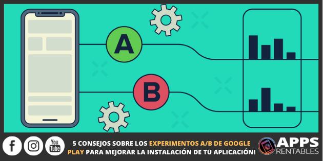 Cómo hacer experimentos A/B en Google Play