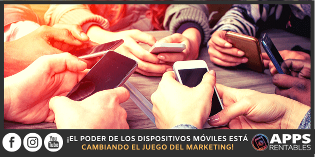 Descubre el poder de los dispositivos móviles en el marketing