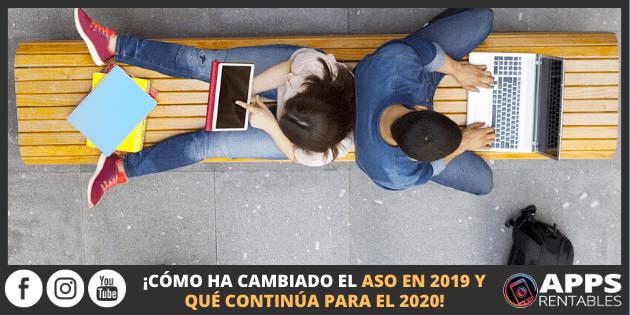 Cómo ha cambiado el ASO en 2019