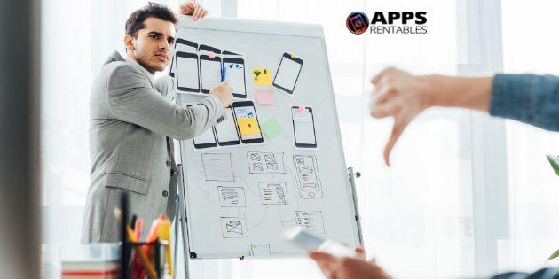 Cómo diseñar una aplicación móvil